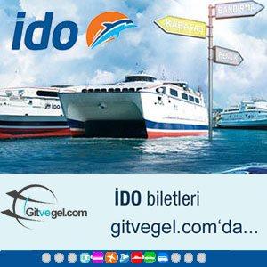 İDO Bilet - Online İDO Bileti